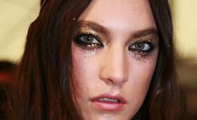 DSquared2 Makeup, Milan Fashion Week S/S 2012