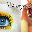 Charizard Pokemakeup