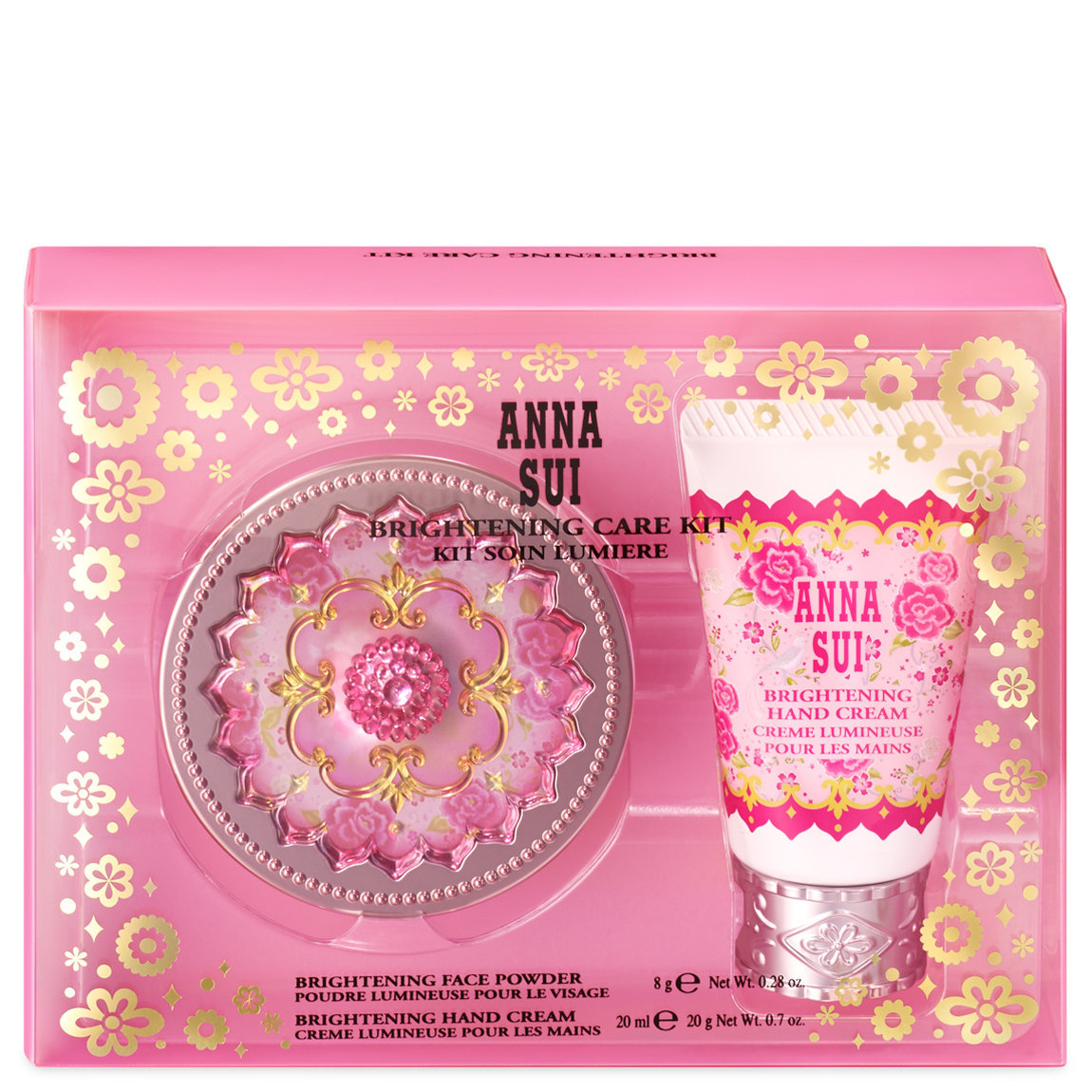 Anna Sui Brightening Care Kit alternative view 1 - product swatch.