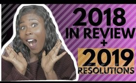 BEST Year EVER!!! ..... 2018 in REVIEW + 2019 Resolutions | WandesWorld