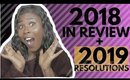 BEST Year EVER!!! ..... 2018 in REVIEW + 2019 Resolutions   WandesWorld