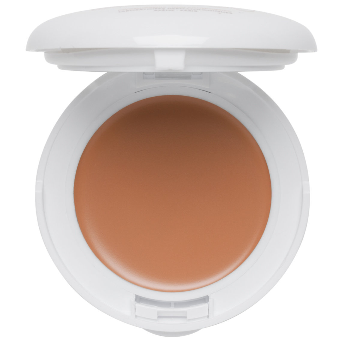 Eau Thermale Avène Mineral High Protection Tinted Compact SPF 50 Honey product swatch.