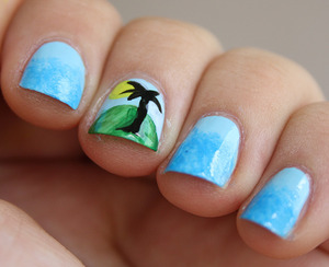 http://iloveprettycolours.blogspot.com/2012/07/summer-challenge-3-islands.html