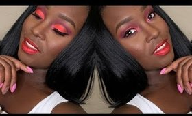 Chit Chat Red Theme Makeup Tutorial