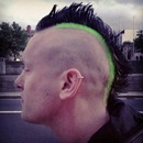 UV Landing Strip Mohawk