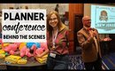 Planner Conference Behind the Scenes | PlannerCon Parties New Jersey Vlog