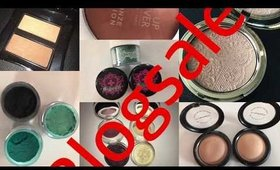 Items added to Makeup sale!!!