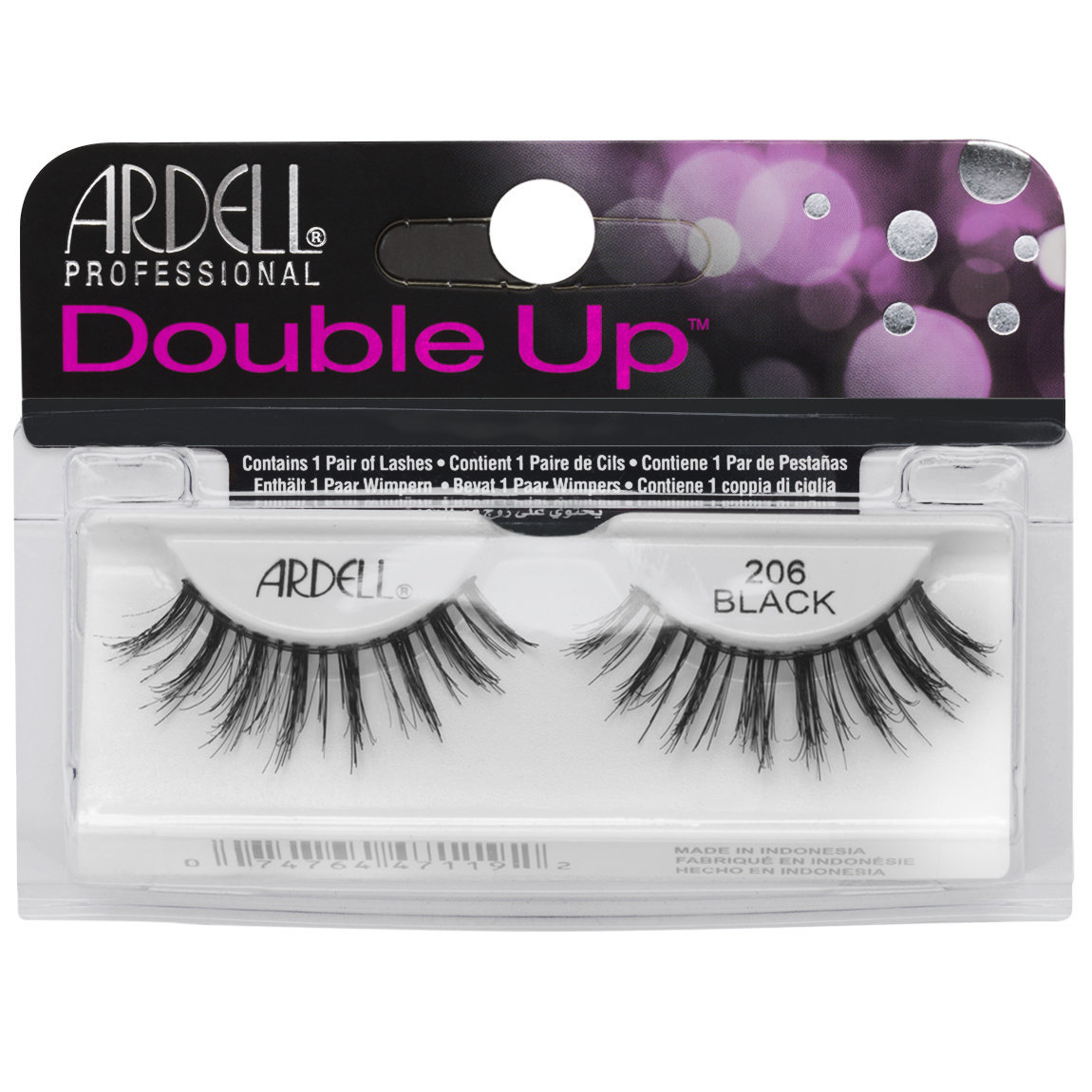 205e9af1eff Ardell Double Up Lashes 206 Black | Beautylish