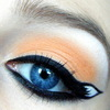 Sonic & Tails: Tails Inspired Makeup