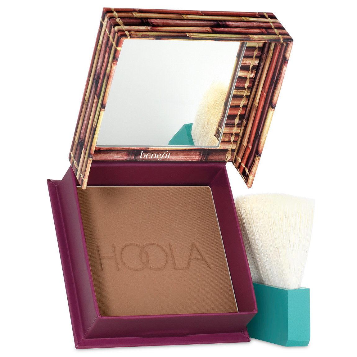 Benefit Cosmetics Hoola Matte Bronzer Jumbo product swatch.