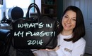 TAG :: What's In My Purse 2014