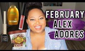 Alex Adores February 2020