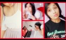 ☼ Easy & Cute Lazy Day HEATLESS Hairstyles & Outfits! | Day to Night ☽