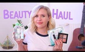 Boots Beauty Haul - Skincare & Makeup!