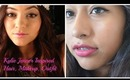 Kylie Jenner Inspired Hair, Makeup, Outfit Look