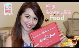 My Love with Food First Impression
