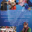 Hadia is one of Panel NOSS Makeup Artisty for Sijil Kemahiran Malaysia