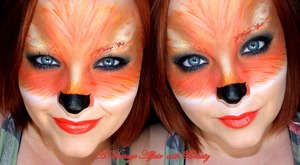 Foxy Lady Animal Inspired Look