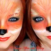 Foxy Lady - Fox Animal Look