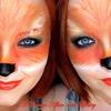 Foxy Lady - Fox Animal Look