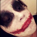 The Joker - Heath Ledger Inspired