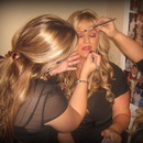 Dolling up Stacy O'Nell