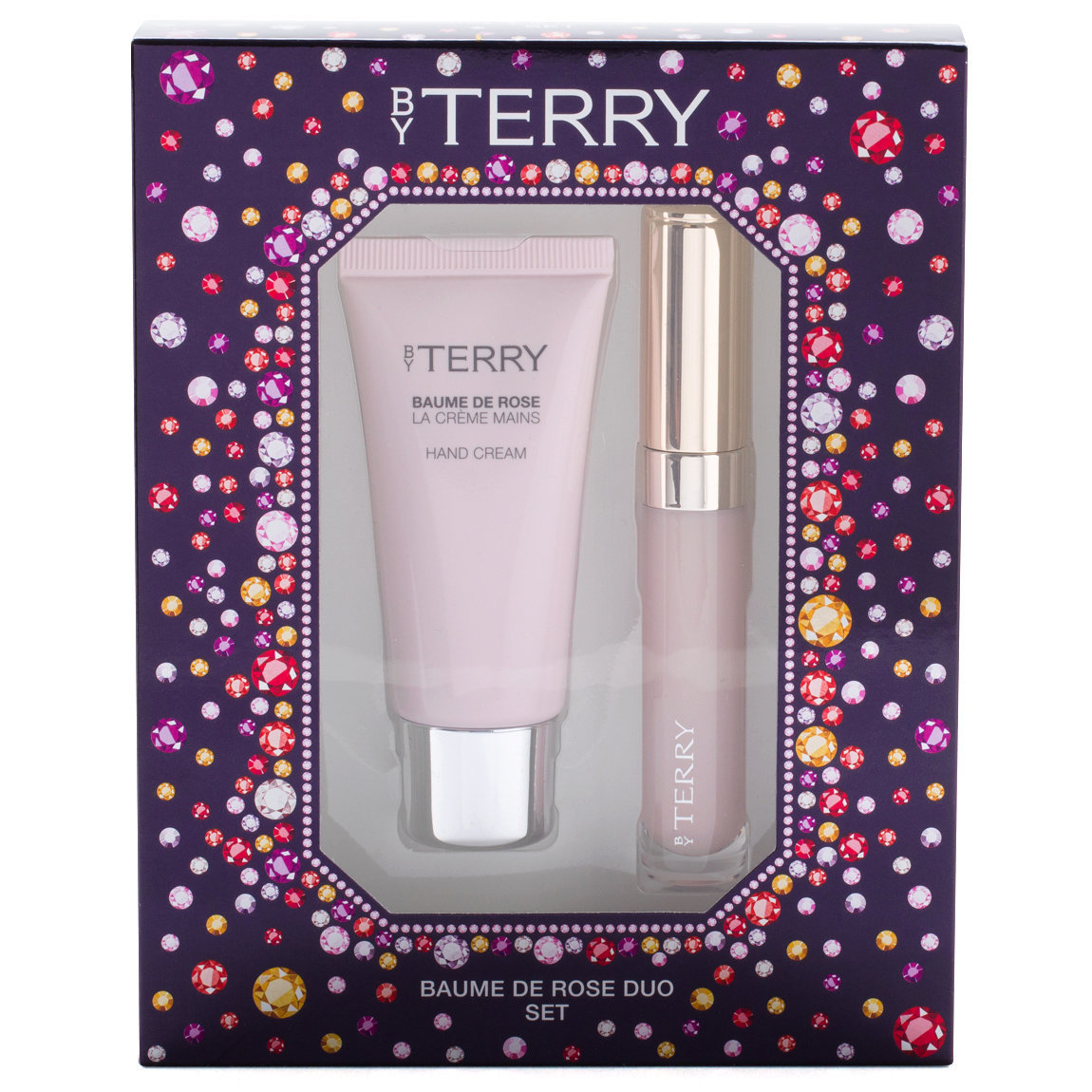 BY TERRY Gem Glow Baume De Rose Set product smear.