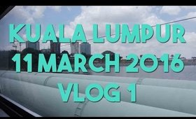 Too Much Train Ride? | 11 March 2016 | KL Trip Vlog