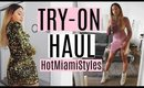 How To Look Luxurious AF | HotMiamiStyles Try-On Haul