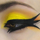 Graphic yellow