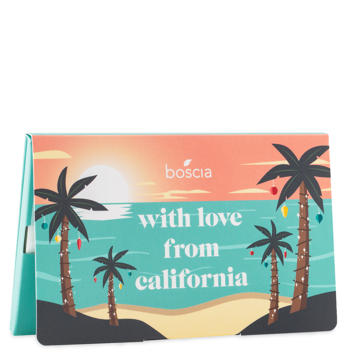 boscia With Love from California Hibiscus Blotting Linens alternative view 1 - product swatch.