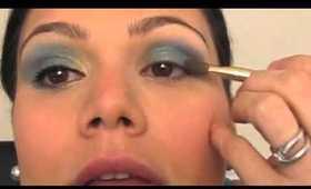 Tahiti Cargo Palette Makeup Tutorial