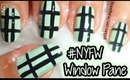 #NYFW Spring 2014 ★ @Sally Hansen Get the Window Pane Manicure From Tracy Reese on Your Tips