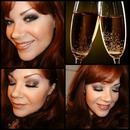 Champagne Inspired Eyes