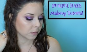 Purple Haze | Makeup Tutorial