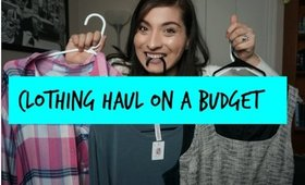 Clothing Haul| Saving Money on Clothes!