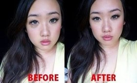 How To Cover a Bruise with Makeup! (Quick and Easy)