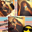 My hair collage