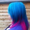Various Hair Colours