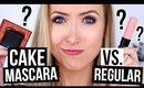 BUY OR BYE: Cake Mascara?! || vs. Benefit Roller Lash DOES IT WORK??