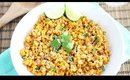 How To Make Esquites Mexican Street Corn|Esquites Mexican Corn