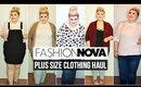 Fashion Nova Curve Plus Size Try On Haul Fall/Winter 2019