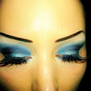 Queen of the Night Eye Makeup for Mozart's The Magic Flute