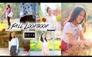 A Fall Lookbook ☂ // School Outfits Of The Week!