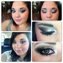 Wedding day makeup ;)