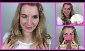 Barbara Palvin Makeup Tutorial & 10 Beauty Tips to a Fresh, Youthful, Natural Look & DIY: Lip Scrub