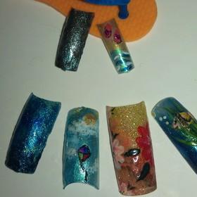 Nail Art by Me