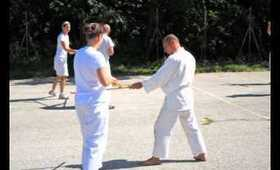 Aikido Summer Training Camp