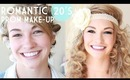 Romantic 1920's Inspired Prom Make-Up