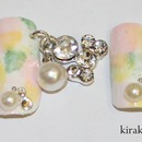 Pastel, Crystals and Pearls